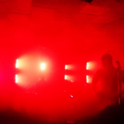 Meat Wave live at Birthdays, London.