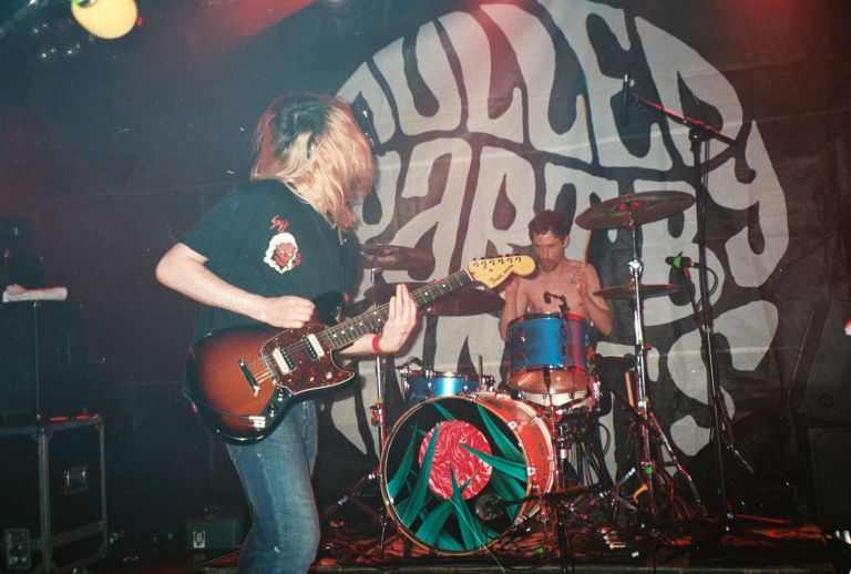 Pulled Apart by Horses - Scala